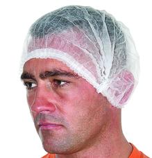 Fehér hajháló (100db)