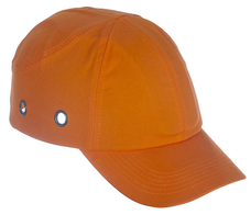 ROCK beütődés elleni védősapka - narancs