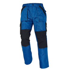 Cerva Max nadrág (fekete-kék színben) - 46