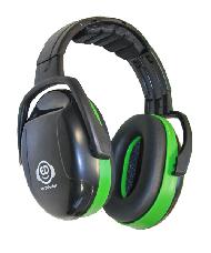 ED 1H fültok zöld 26 dB
