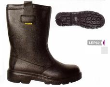 Coverguard LEP62 S3CK bélelt bőr csizma - 46
