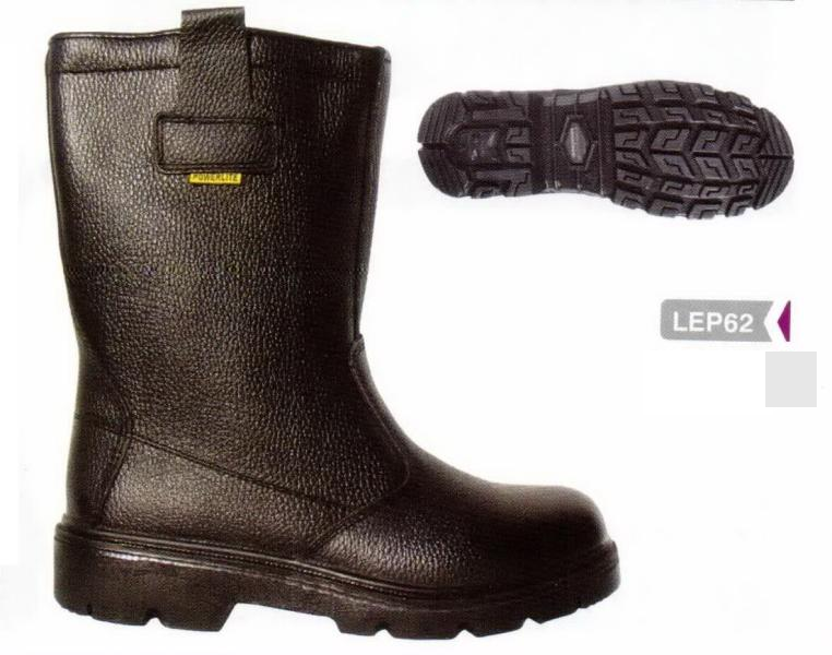 Coverguard LEP62 S3CK bélelt bőr csizma - 40 57a042ecb0